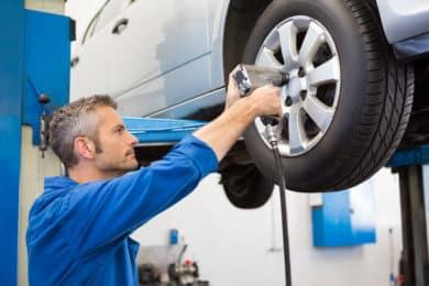 Reifen und Räder Service