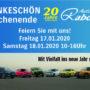 Dankeschön Wochenende 20 Jahre Autohaus Rabold OHG