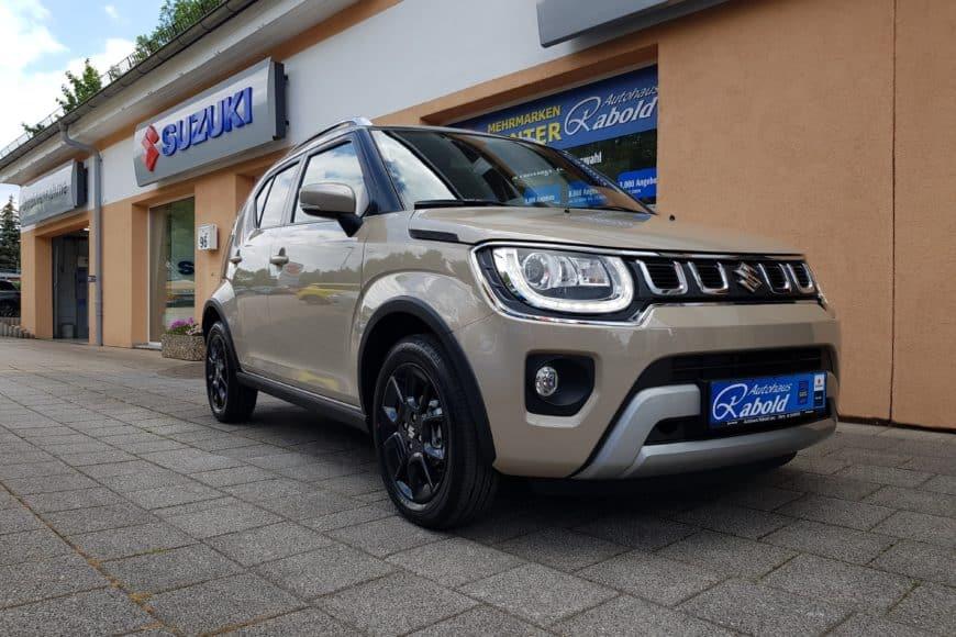 Markanter und effizienter: der neue Suzuki Ignis