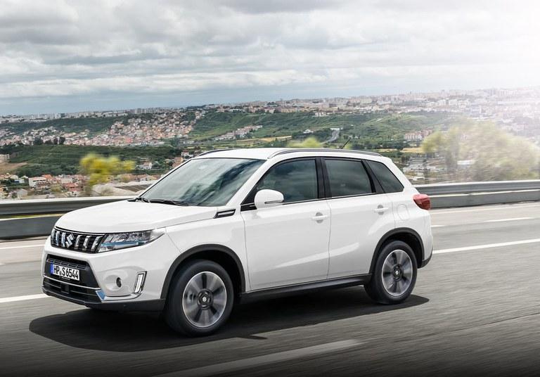 Die Suzuki Leasing Wochen