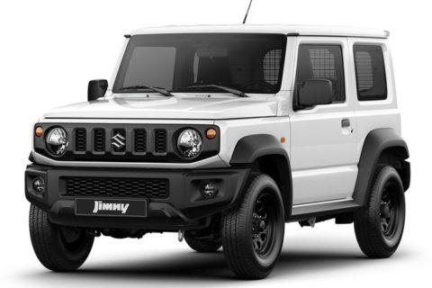 Suzuki Jimny Nutzfahrzeug startet im Frühjahr 2021