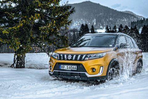 Allrad für alle Gelegenheiten: Mit Suzuki durch die kalte Jahreszeit