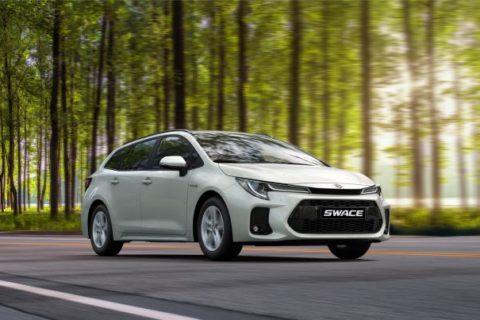 Jetzt Probe Fahren: Der neue Suzuki Swace.